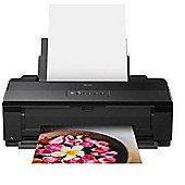 Print photos direct anywhere and from most media devices with the Inkjet Printer - Epson A3. The WiFi enabled Stylus Photo 1500W makes printing a