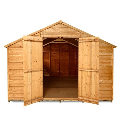 Keter apex 8x6 shed review here storage shed design for Garden shed 8x6