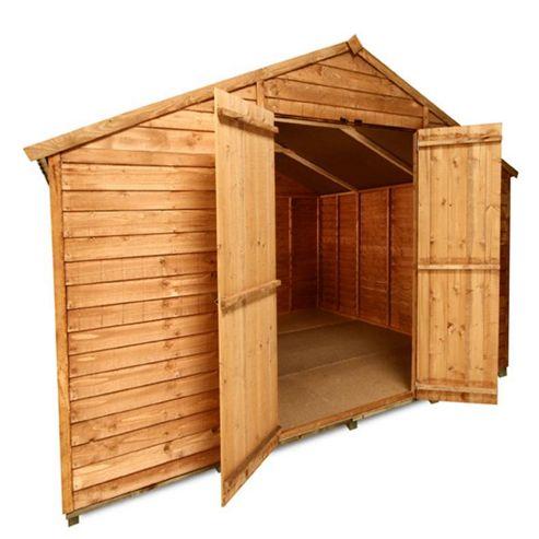 jank instant get 3x8 storage shed