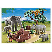 Playmobil African Savannah