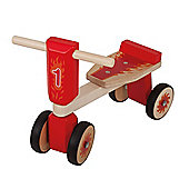 Bigjigs Toys Trike (Red)