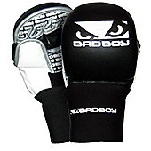 Bad Boy Pro Safety MMA Gloves - S/M