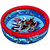 Super-man Man Of Steel Inflatable Swimming Pool