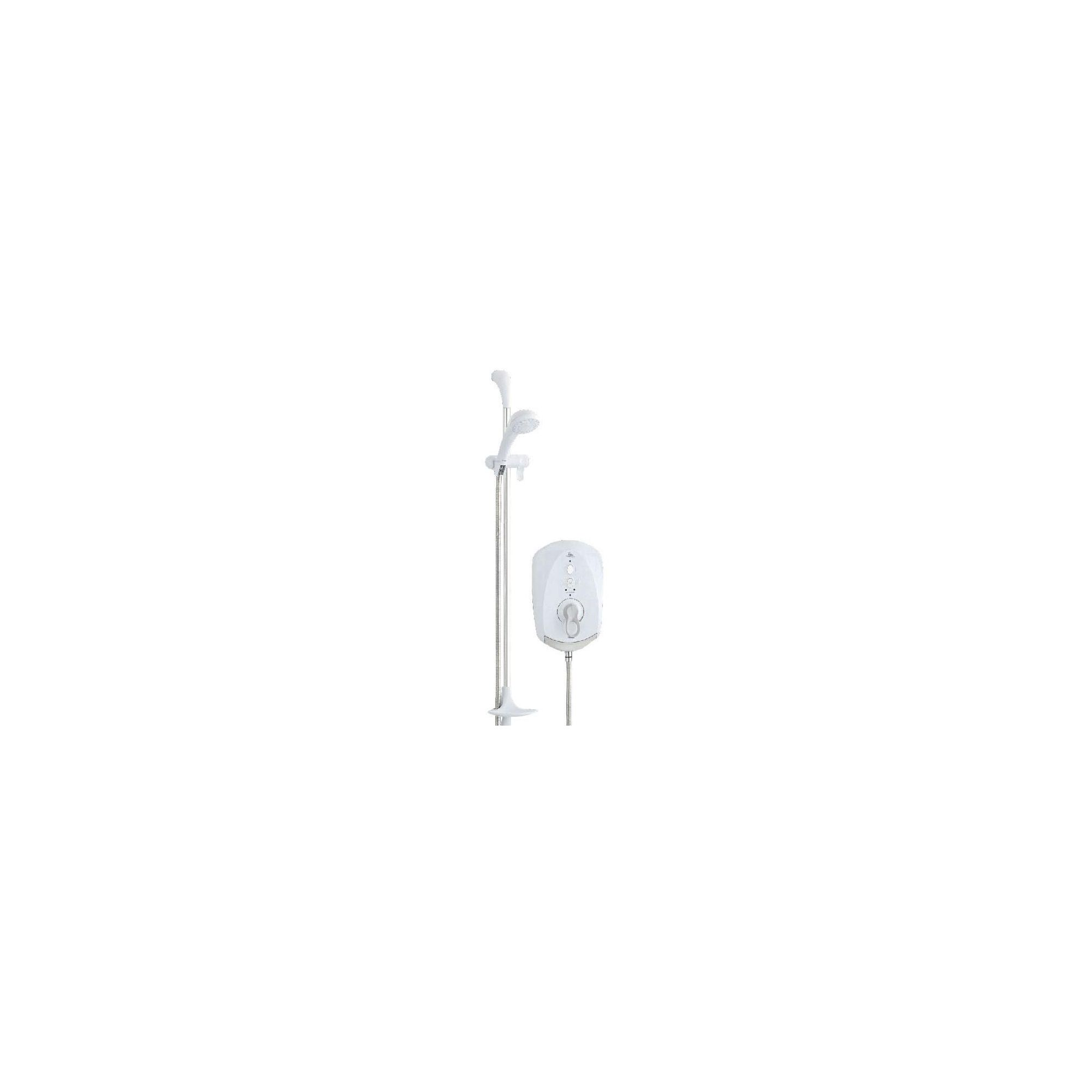 Triton T100 Thermostatic Care Electric Shower at Tesco Direct