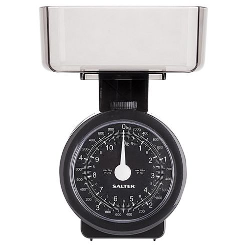 Salter Arched 5Kg Mechanical Kitchen Scales