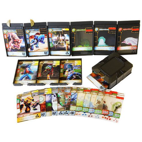 Redakai 3D Trading Card Game Championship Set
