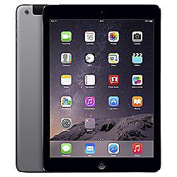 iPad Air, 16GB, WiFi & 4G LTE (Cellular) - Space Grey