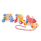 Bigjigs Toys BB037 Build Up Train
