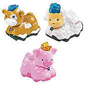 Toot Toot Animal 3 Pack (Pig, Sheep, Cow)