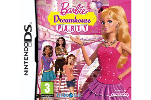 Barbie Dreamhouse Party Ds