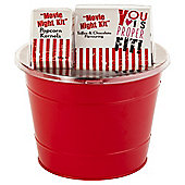 Movie Night Bucket