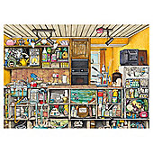 Kitchen Clutter 1000 piece jigsaw