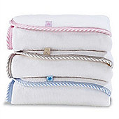 Izziwotnot Snuggle Towel (Pink)