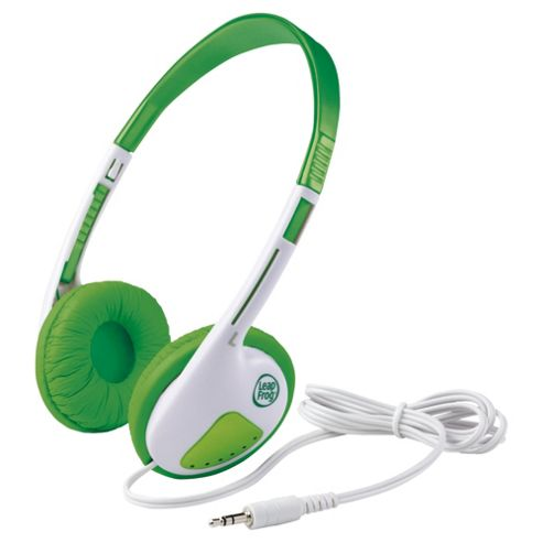 LeapFrog Headphones Green