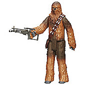 Star Wars The Force Awakens 30cm Deluxe Chewbacca Figure