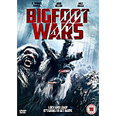The Bigfoot Wars - DVD