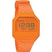 Nixon Re-Run Unisex Day/Date Display Alarm Watch - A169877