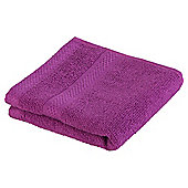 Tesco Pure Cotton Bath Sheet - Pink