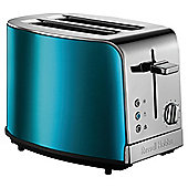 Russell Hobbs 19350 2 Slice Toaster - Sapphire Blue