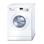Bosch WAE24063GB Washing Machine, 6 Kg Load, 1200 RPM Spin, White, A+++ Energy