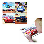 Tomy Aqua Draw Mini Mat Disney Cars Collection 2