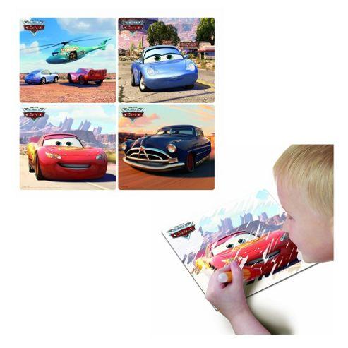 Tomy Aqua Draw Mini Mat Disney Cars Collection 2