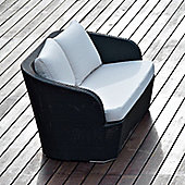 Varaschin Gardenia 2 Seater Sofa by Varaschin R and D - White - Sun Cocco