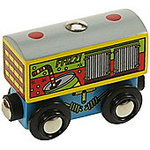Bigjigs Rail Soft Drinks Wagon