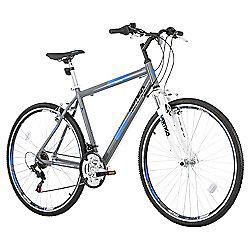 "Vertigo Moroto 700c Front Suspension Hybrid Bike, 20"" Frame"