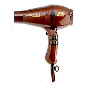 Parlux 3200 Compact Hair Dryer Chocolate Brown