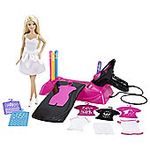 Barbie Airbrush Studio Doll