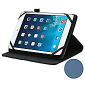 Blue Rotational Stand Case For Apple iPad Mini 1/2/3/4