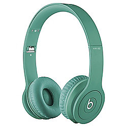 Beats By Dr Dre Solo HD Over-the-ear overhead headphones, Monochromatic Green