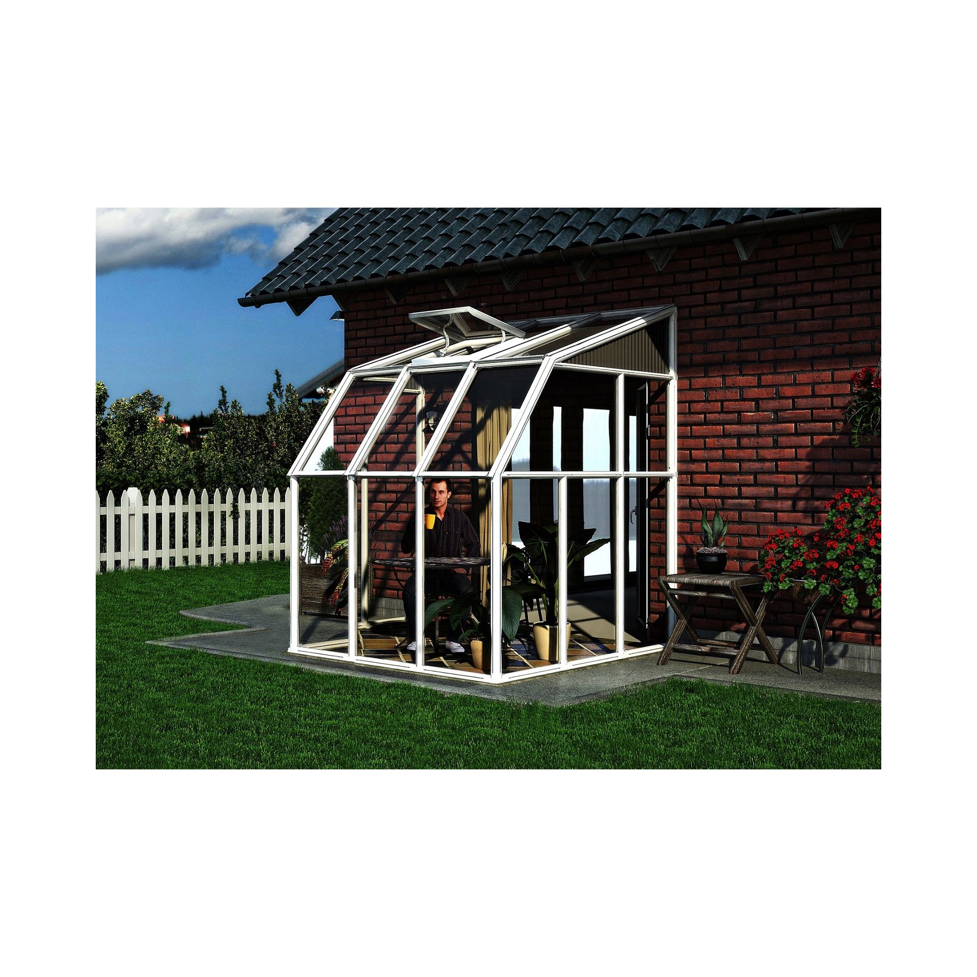 SUN ROOM 6X6 at Tesco Direct