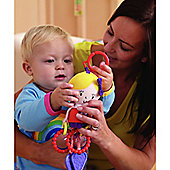 East Coast Baby Sensory Say Hello Activty Toy - Girl