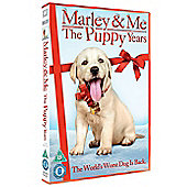 Marley & Me 2: The Puppy Years (DVD)