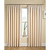 Enhanced Living Tranquility Cream Curtains 117X137cm