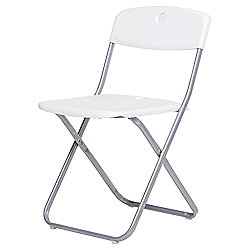 Campus Folding Chair White