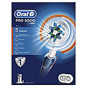 Oral B Power Pro Cross Action 5000 Power Toothbrush