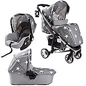 My Babiie Billie Faiers MB100+ Travel System (Star)
