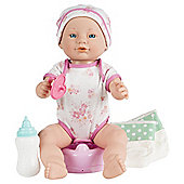 Emmi Potty Train Baby (42Cm Doll)