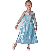 Musical and light up Elsa - Child Costume 7-8 years