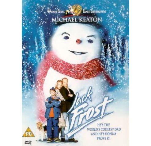 Michael Keaton: Jack Frost (DVD)