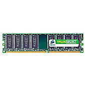 Corsair Value Select 2GB Memory Module PC2-5300 667MHz DDR2 SDRAM
