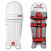 Woodworm Cricket Test Elite Mens Batting Pads - Mens Oversized Right Hand