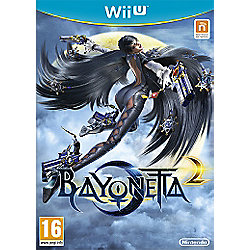Wii U Bayonetta 2 (WiiU)