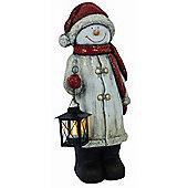 Naeve Leuchten Snowman with Lantern
