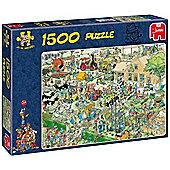 Jan Van Haasteren - The Farm - 1500 Piece Puzzle - Jigsaw - Jumbo