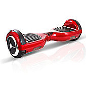 Electric Balancing Scooter - HoverBoard - Swegway in Red