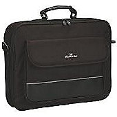 Manhattan Polyester Computer Bag - Black